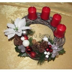 Dekorace na stůl vánoční VA65 - Shop u Betty